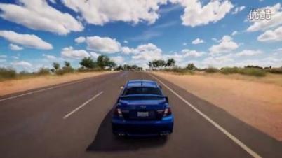 极限竞速:地平线3最高画质4K视频