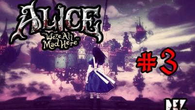 【DEV】【水下弹幕射击】Alice: Madness Returns 爱丽丝:疯狂回归 (Part 3)