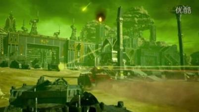 《战锤40K:永恒远征》PC版预告片
