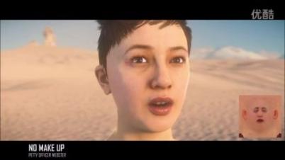 《星际公民》新一代人物建模官方视频