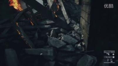 《战地1》单人12分钟演示 钢铁风暴