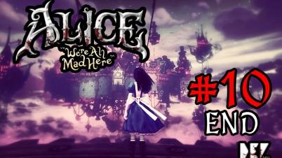 【DEV】【BUG狂魔通关完毕】爱丽丝:疯狂回归