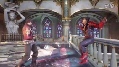 《铁拳7》新参战角色 米格尔 介绍视频