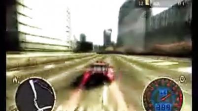 极品飞车9:最高通缉之最长赛道新纪录