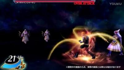 《女武神:起源》与《星之海洋》角色联动