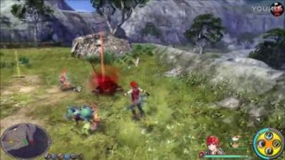《伊苏8》PS4版新演示