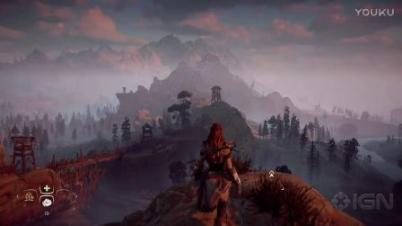 《地平线:黎明时分》游戏中24小时环境变化