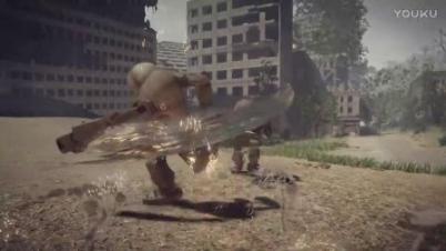 《尼尔:机械纪元》新预告片