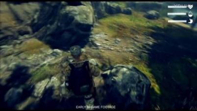 《失落地带》首部实机视频