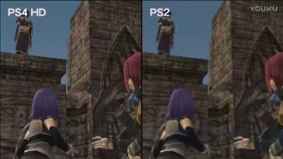 《星之海洋3:直到时间的尽头》PS4版与PS2版对比视频