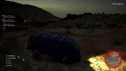 《幽灵行动:荒野》BETA公测演示