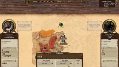《全面战争:战锤》巴托尼亚战役12分钟试玩