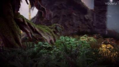 《地平线:黎明时分》4K演示 美得窒息