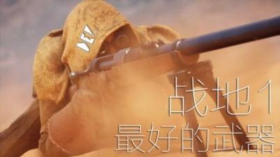 【DEV】【最好的武器】战地1