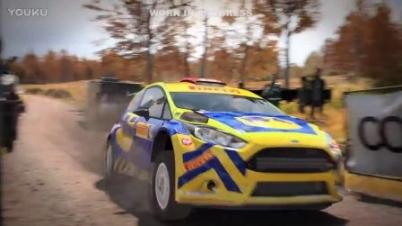 《尘埃4》自定义赛道预告 老司机你能几秒不翻车?
