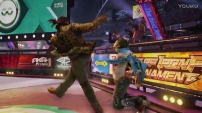 《铁拳7》巴西舞者宣传片