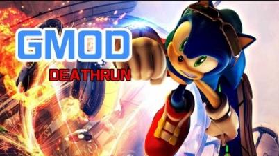 【小枫的GMOD】死亡跑酷(DeathRun)#8