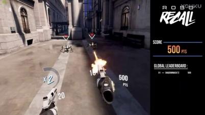 Oculus Rift游戏《机械重装》首关演示片