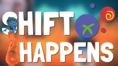 【中国boy】Shift Happens