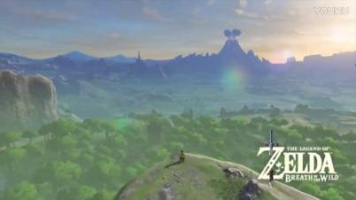 WiiU模拟器《塞尔达传说:荒野之息》演示视频