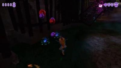 《巫毒大冒险》复刻版游戏演示
