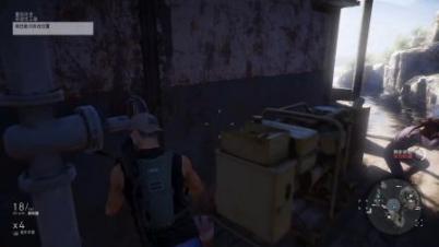 《幽灵行动:荒野》02 使者 最高难度主线攻略解说