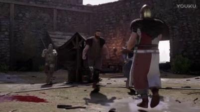 中世纪剑斗游戏《雷霆一击》