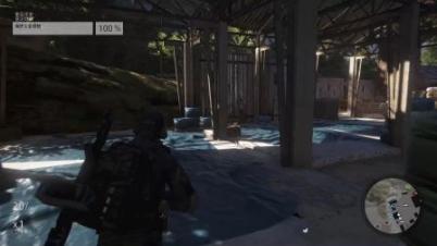 《幽灵行动:荒野》04 可卡因大娘 最高难度主线攻略