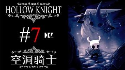 【DEV】空洞骑士 #7