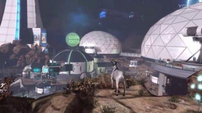 《模拟山羊:太空废物》PS4预告片