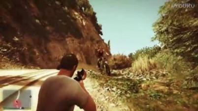 《侠盗猎车手5·GTA5》拯救世界
