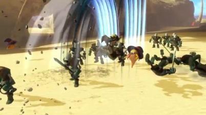 《勇者斗恶龙:英雄2》新角色宣传片
