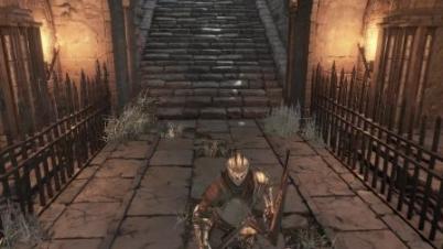 《黑暗之魂3》古龙遗迹新地图速览