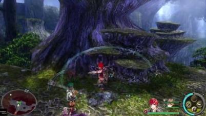 PS4《伊苏8》试玩Demo演示 2