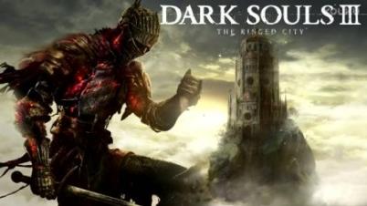 《黑暗之魂3》环城DLC原声大碟