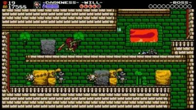 《铲子骑士:幽灵的折磨》游戏宣传视频