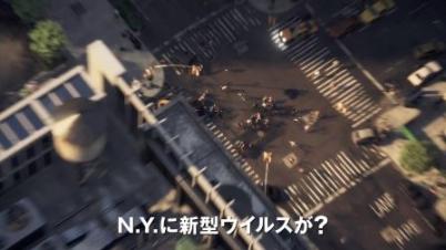 《生化危机:复仇》15秒映像.mp4