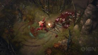 《暗黑3》死灵法师 IGN 8分钟试玩视频