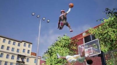 《NBA游乐场》宣传片