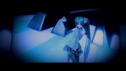 街机《初音未来 歌姬计划 Arcade》开场动画.mp4