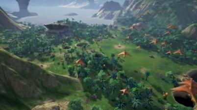 科幻建造游戏《艾文殖民地》新预告