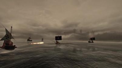 《斗士:海盗船》上市预告片