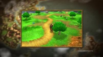 《勇者斗恶龙11》3DS宣传片