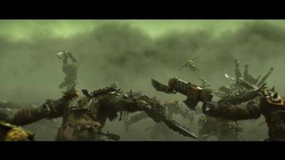 《战锤40k:战争黎明3》开场动画