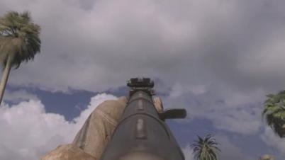 《COD4:重制版》全部武器实机演示