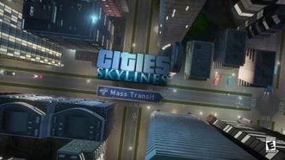 《城市:天际线》大型运输DLC