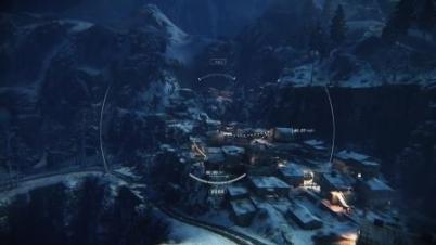 《狙击手:幽灵战士3》演示