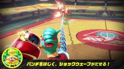 任天堂 游戏直面会 201704各大游戏发表影像