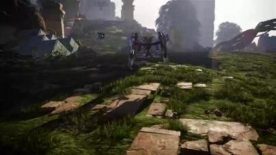 《天铸》游戏宣传视频