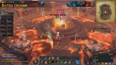《天神纪OL》游戏演示视频